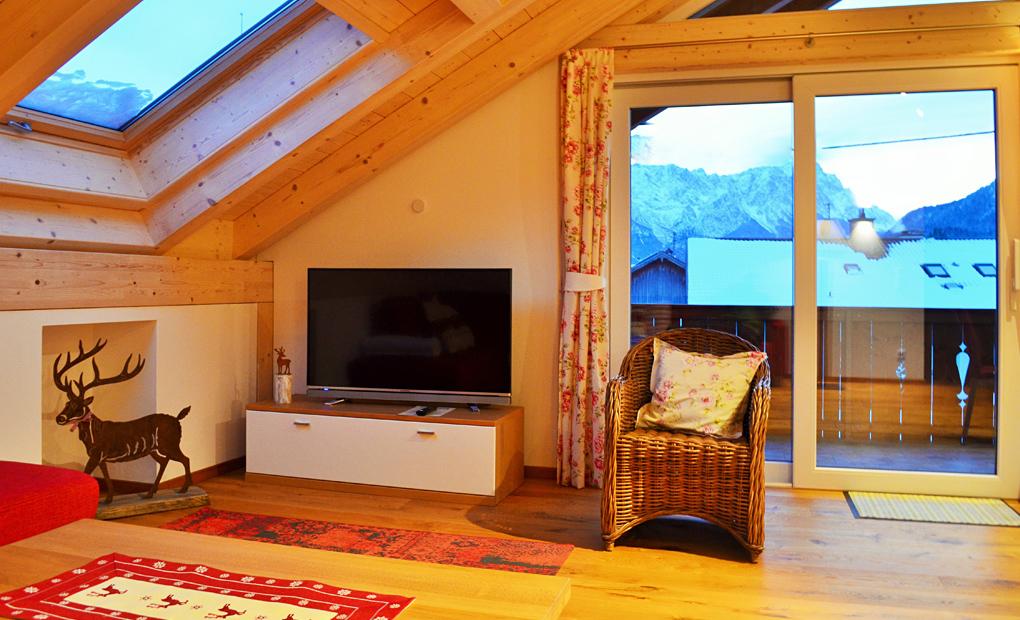 Ferienwohnung Zugspitze Farchant